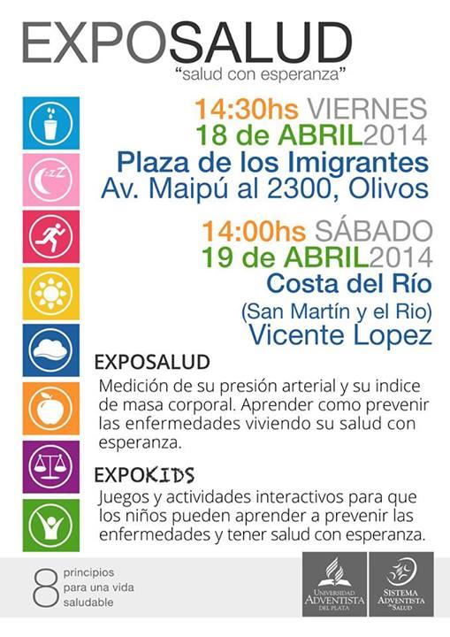expo salud instituto misionero