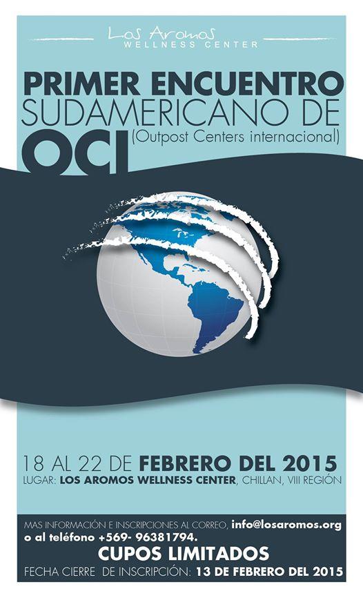 Primer encuentro Sudamericano de OCI medicina integral natural facundo bitsch vale la pena reversion de la enfermedad