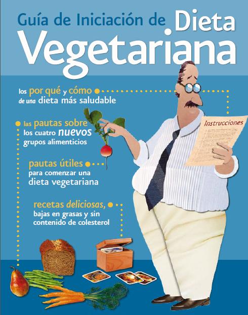 Guia de iniciacion vegetariana pcrm español medicina integral natural doctor facundo bitsch
