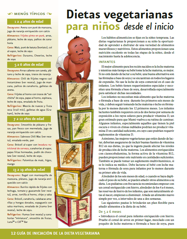 dietas vegetarianas para niños desde el inicio 2 (2) doctor facundo bitsch medicina integral natural