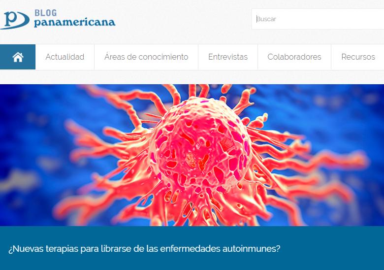 nuevas terapias para enfermedades autoinmunes medicina integral natural doctor facundo bitsch editorial medica panamericana escribe